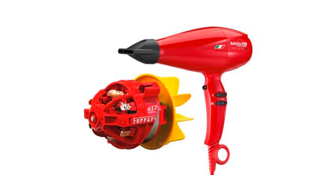 Ferrari Volare Haartrockner
