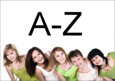Ausbildung von A-Z