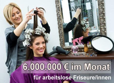6 Millionen Euro im Monat