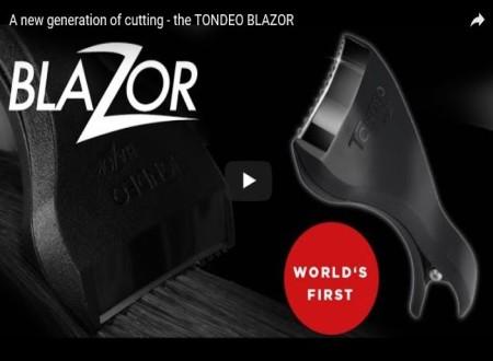 TONDEO BLAZOR: Neuheit auf dem Friseurmarkt