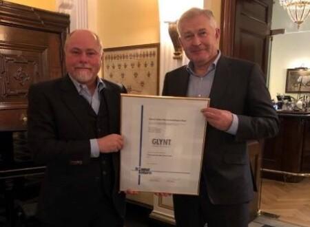 GLYNT: FRISEURPARTNER DES JAHRES