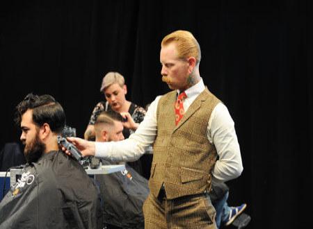 International Barber Convention 2019!