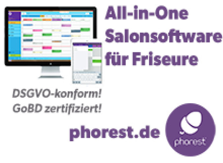 Phorest Salonsoftware