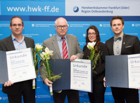 HWK Frankfurt (Oder): Schnupperpraktika
