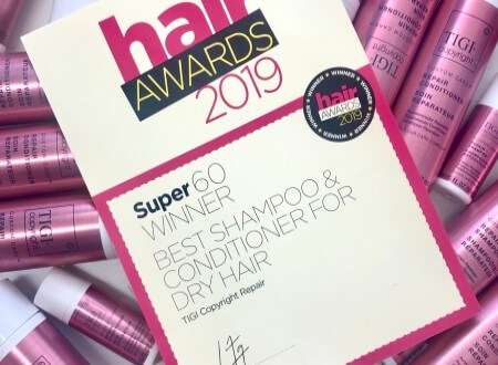 BRITISH HAIR AWARDS 2019