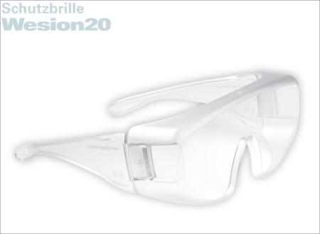 Die Schutzbrille für jede Gelegenheit