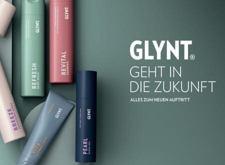 GLYNT im neuen Look.