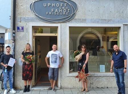 Der beste Friseur kommt heuer aus Ingolstadt