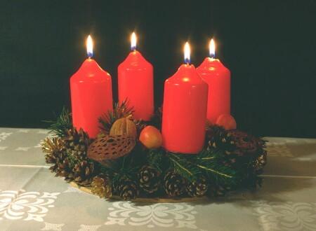 Weihnachten Anno 1967