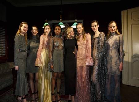 Auftakt mit der Luxusmarke La Biosthétique auf der Berlin Fashion