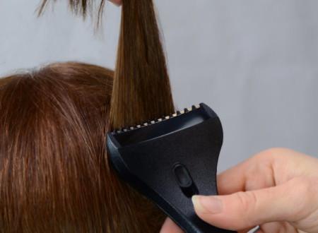 TONDEO Weltneuheit: BLAZOR Haarschneidegerät