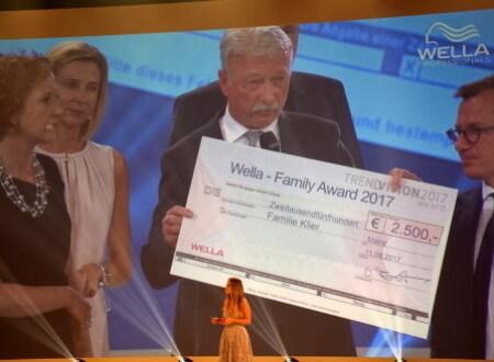 Wella National Trend Vision Award 2017: Family Award