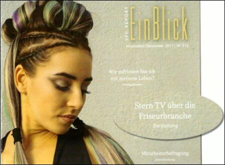 STERN TV - über Friseure