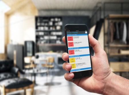 Neue Apps bei e-cut