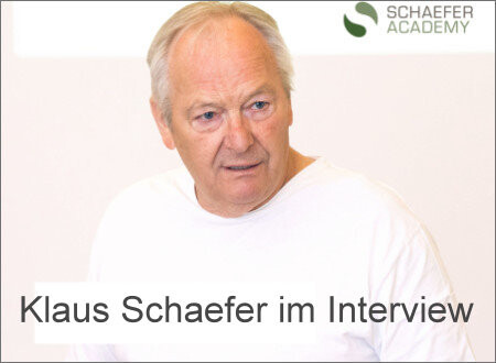 Klaus Schaefer im Interview