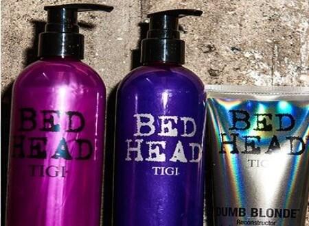 TIGI: HEAD DUMB BLONDE - Der Protein Booster fürs Haar