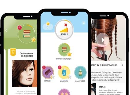 Lehrlingsausbildungs-App