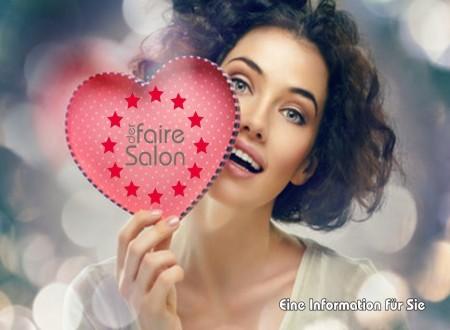 """Wofür steht die Initiative """"Der faire Salon""""?"""
