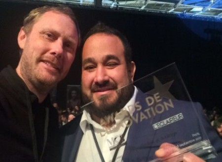 TONDEO BLAZOR Gewinner des Innovation Award