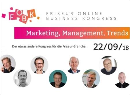 Der erste Online Business Kongress für Friseure