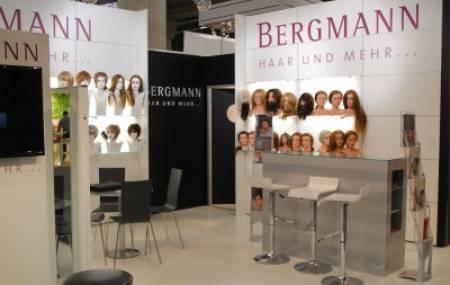 Bergmann auf der Hair & Beauty