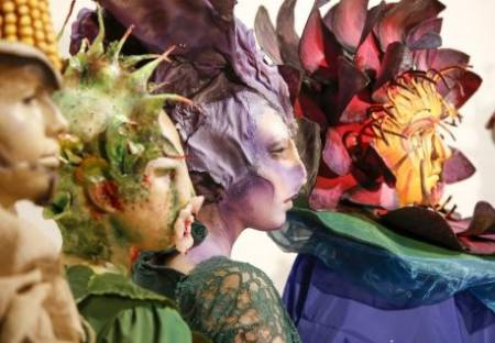make-up artist design show