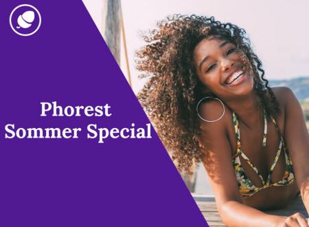 Das Phorest Sommer Special