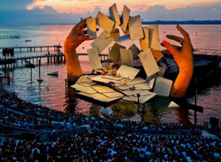 Paul Mitchell® unterstützt die Bregenzer Festspiele