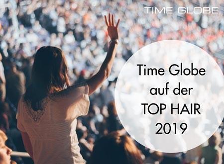 Time Globe auf der Top Hair 2019