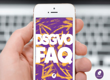 Fragen und Antworten zum Datenschutz