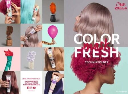 Color Fresh-up und Pflege in Einem