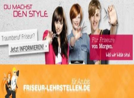 Friseur-Lehrstellen.de