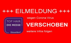 TOP HAIR MESSE VERSCHOBEN