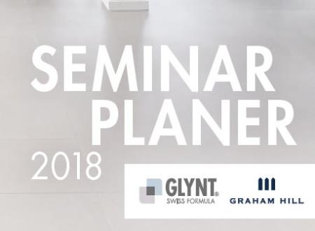 GLYNT Seminarübersicht 2018