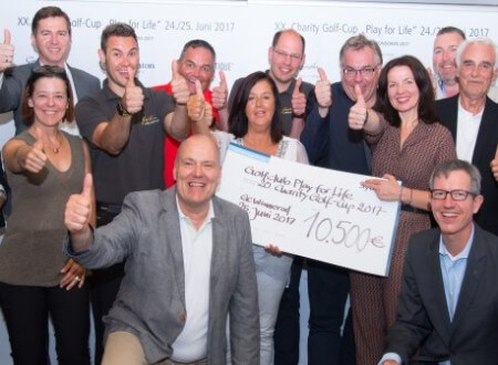 20 Jahre Charity Golf-Cup