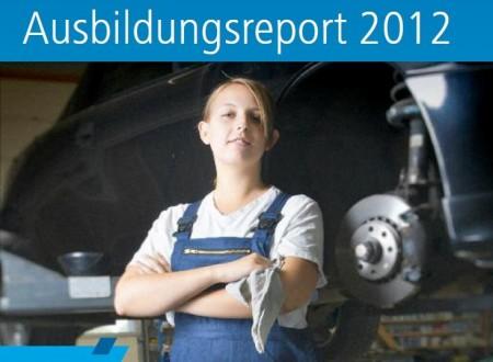 2012 Ausbildungsreport
