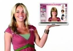 Virtual Hairstudio jetzt Ihr Beratungssystem