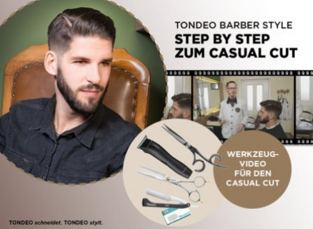TONDEO BARBER STYLES 2016