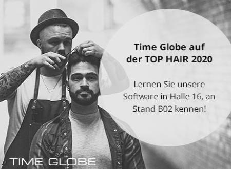 Time Globe auf der Top Hair 2020