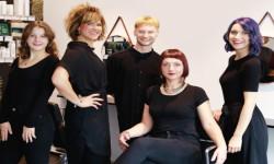 Eevie Ostrich: Hier werden Haare DESIGNT
