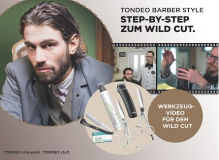 TONDEO BARBER STYLES 2