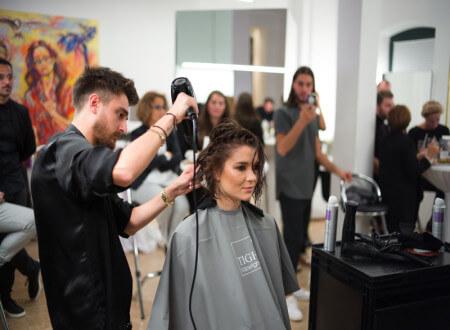 Von Friseuren, für Friseure