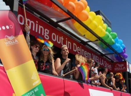 WELLA & Cologne Pride