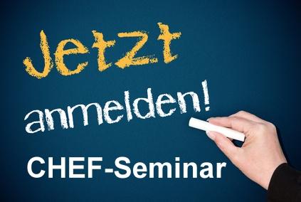 CHEF-Seminar I