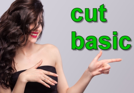 """Cut Basic"" by Miée"
